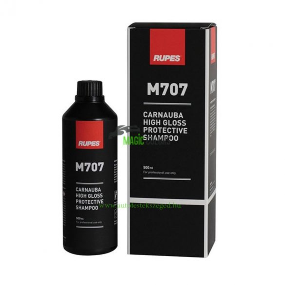 Rupes M707 Carnauba High Gloss védő sampon (500ml)