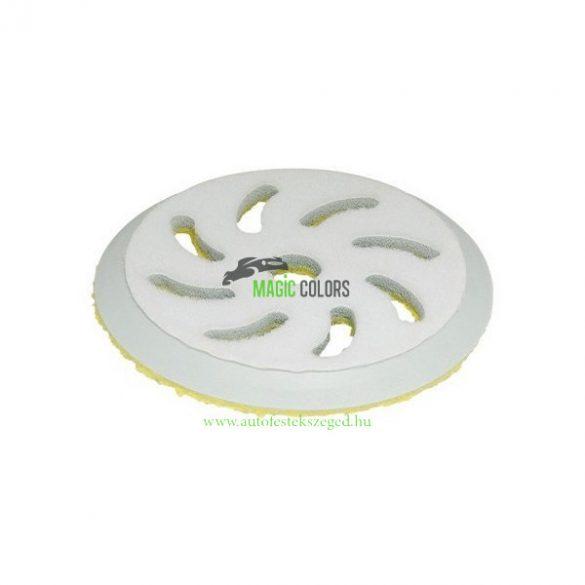 Rupes Sárga Mikroszálas Polír pad - Finom (150mm)