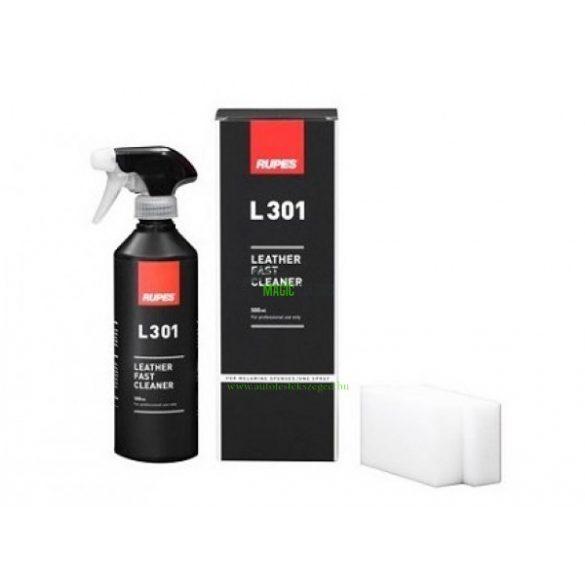 Rupes P301 Speciális Bőrtisztító Folyadék (500ML)