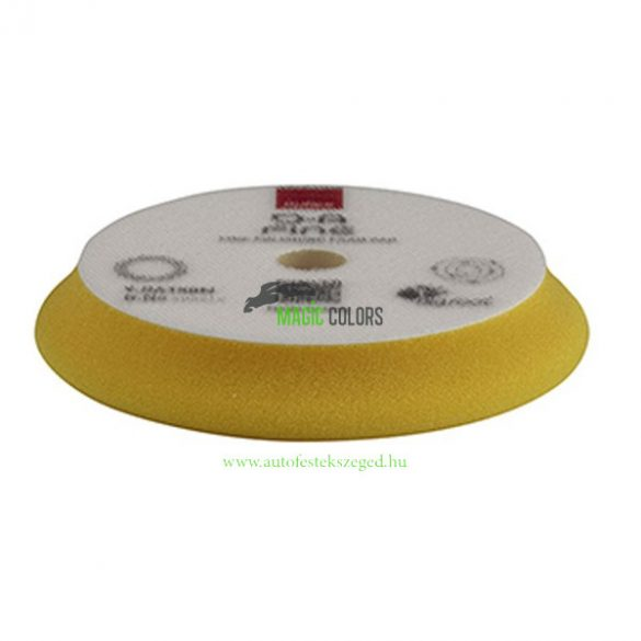Rupes D-A finom polírszivacs 150/180mm (Sárga)