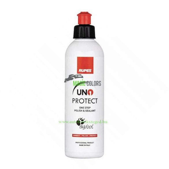 Rupes Bigfoot Uno Protect - egy lépcsős polírpaszta (250ml)
