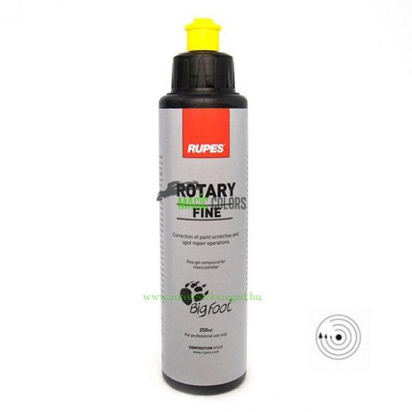 Rupes Rotary Fine - Hagyományos gépekhez - Finom - Sárga (250 ml)