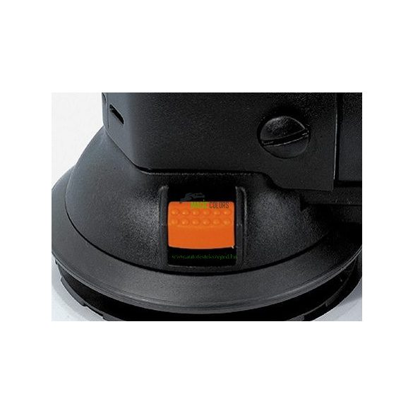 RUPES BR 65AE Random körpályás ipari csiszológép (550W, Ø 150 mm)