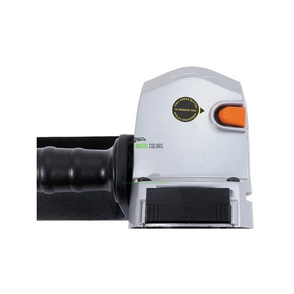 RUPES LH22 EN Ipari polírozógép (1120W, Ø 200mm)