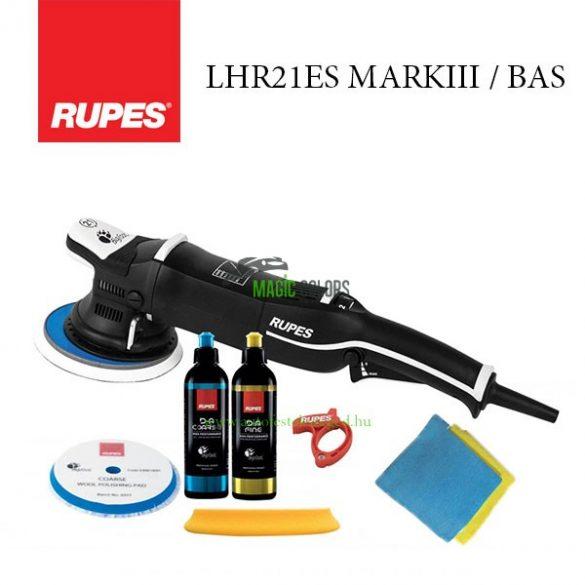 Rupes LHR 21 Mark III Polírozógép BAS szett