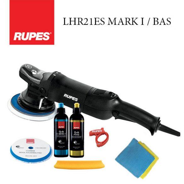 RUPES LHR 21ES MK1 Polírozógép BAS szett