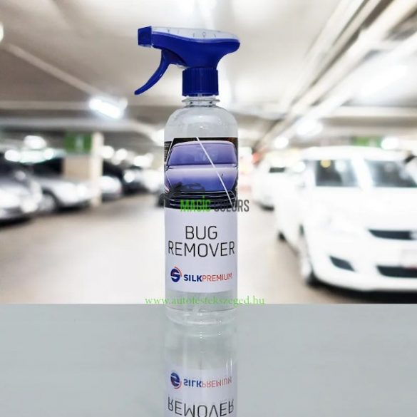 Silk Premium Bug remover - bogároldó (500ml)