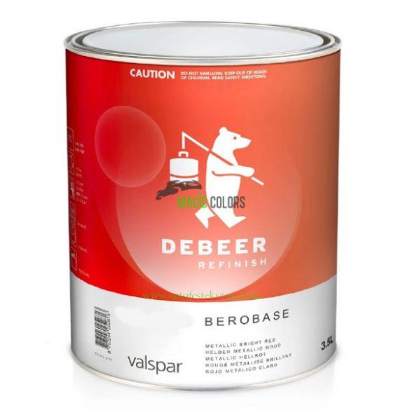 Skoda 4590 bázis festék színkód: 4590