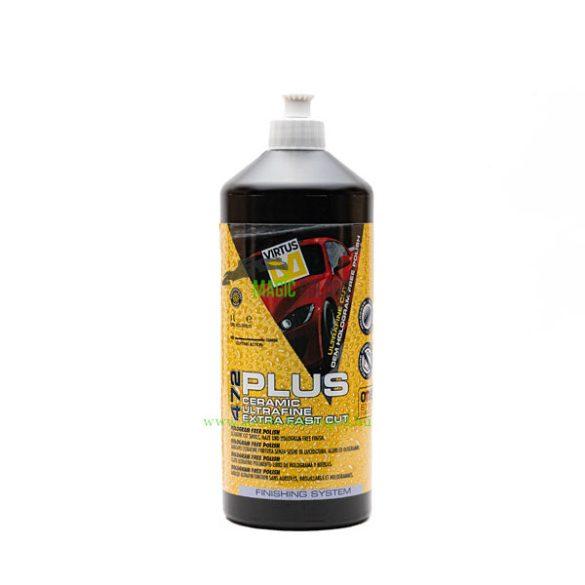 Virtus 472 Ceramic Ultrafinom, gyors vágóhatású egylépcsős polírozó gél (1L)